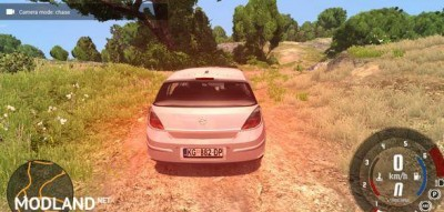 Opel Astra Hatchback [0.5.6], 1 photo